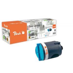 Peach  Tonermodul cyan kompatibel zu Samsung CLP-300 7640124892919