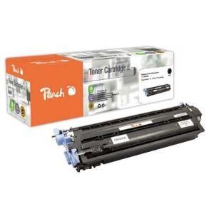 Peach  Tonermodul schwarz kompatibel zu HP Color LaserJet 2600