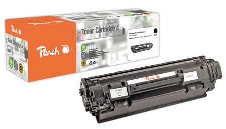 Peach  Tonermodul schwarz kompatibel zu HP LaserJet P 1006