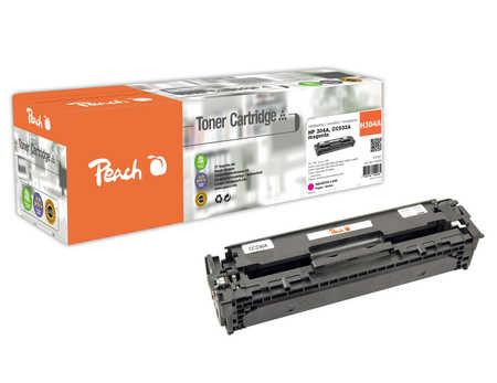 Peach  Tonermodul magenta, kompatibel zu HP Color LaserJet CP 2025 N