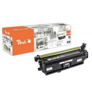 Peach  Tonermodul cyan, kompatibel zu HP Color LaserJet CM 3530 FS MFP 7640148550345