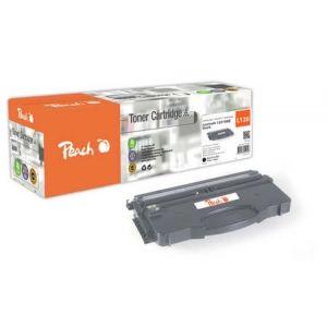 Peach  Tonermodul schwarz kompatibel zu Lexmark Optra E 120 Series 7640148550543