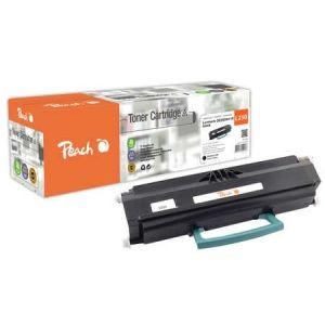 Peach  Tonermodul schwarz kompatibel zu Lexmark Optra E 250 Series 7640148550567
