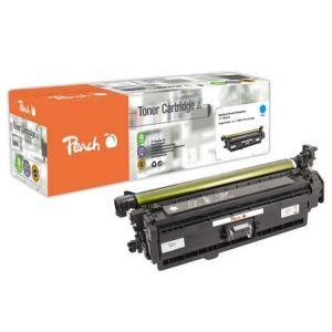 Peach  Tonermodul cyan kompatibel zu HP Color LaserJet Enterprise CP 4525 n 7640148552196