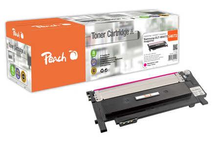 Peach  Tonermodul magenta kompatibel zu Samsung CLP-320 N