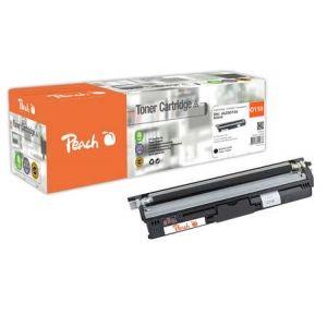 Peach  Tonermodul schwarz kompatibel zu OKI C 110 7640148555678
