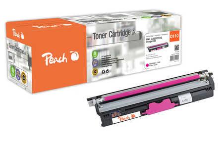 Peach  Tonermodul XL magenta kompatibel zu OKI C 110
