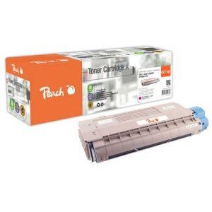 Peach  Tonermodul magenta kompatibel zu OKI C 710 DTN 7640148555739
