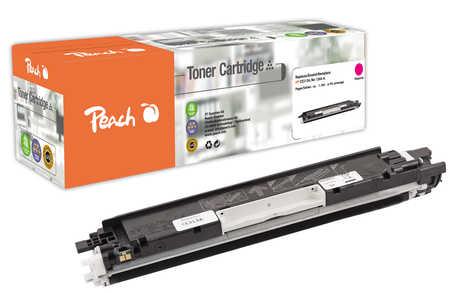 Peach  Tonermodul magenta, kompatibel zu HP LaserJet CP 1025 Color