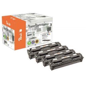 Peach  Spar Pack Tonermodule kompatibel zu HP Color LaserJet CP 1515 N 7640155894241