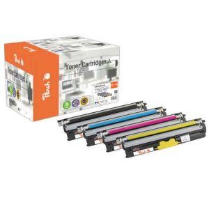 Peach  Spar Pack Tonermodule kompatibel zu OKI C 110 7640155894388