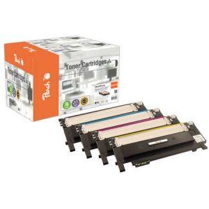 Peach  Spar Pack Tonermodule kompatibel zu Samsung CLP-320 N 7640155895903