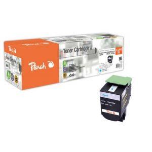 Peach  Tonermodul cyan kompatibel zu Lexmark C 544 DN 7640155896733