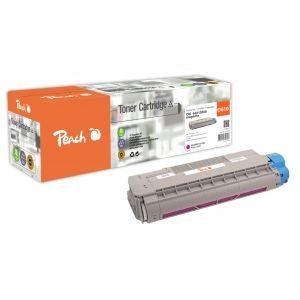 Peach  Tonermodul magenta kompatibel zu OKI C 610 DN 7640155896948