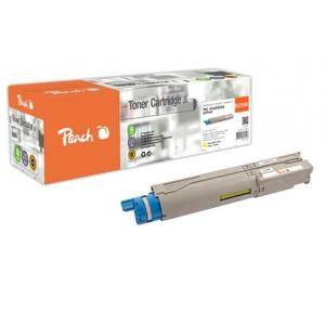 Peach  Tonermodul gelb kompatibel zu OKI C 3300 7640155897006