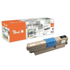 Peach  Tonermodul schwarz kompatibel zu OKI MC 342 DN 7640162273572