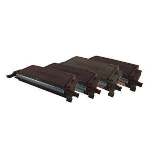 Peach  Spar Pack Tonermodule kompatibel zu Samsung CLP-620 7640162273732