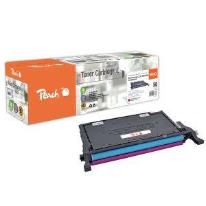 Peach  Tonermodul magenta, kompatibel zu Samsung CLP-610 ND