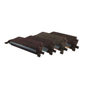 Peach  Spar Pack Tonermodule kompatibel zu Samsung CLP-610 ND