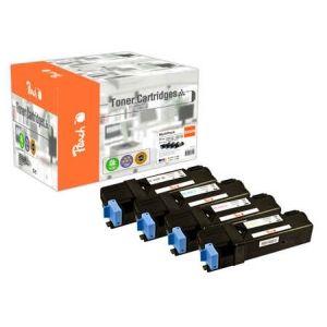 Peach  Spar Pack Tonermodule kompatibel zu Xerox Phaser 6500 N 7640169589119