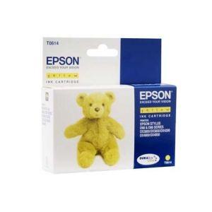 Original  Tintenpatrone gelb Epson Stylus DX 4850 8715946360263