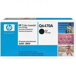 Original  Tonerpatrone schwarz HP Color LaserJet 3800 0829160703084