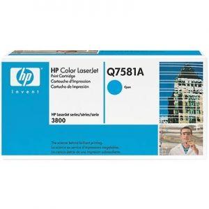 Original  Tonerpatrone cyan HP Color LaserJet 3800 0829160697406