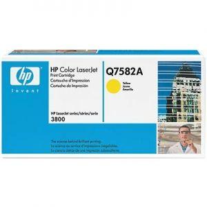 Original  Tonerpatrone gelb HP Color LaserJet 3800 0829160697413