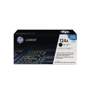 Original  Tonerpatrone schwarz HP Color LaserJet 2600 0829160412412