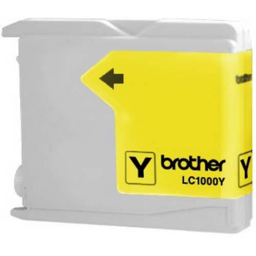 Original  Tintenpatrone gelb Brother DCP-130 C