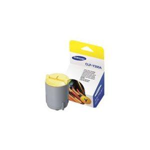 Original  Tonerpatrone gelb Samsung CLP-300 8806349389743