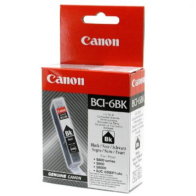Original  Tintenpatrone schwarz Canon BJC 8200