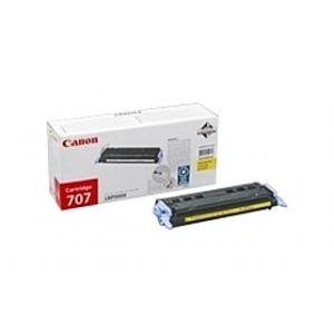 Original  Tonerpatrone gelb Canon Lasershot LBP-5000 4960999270418