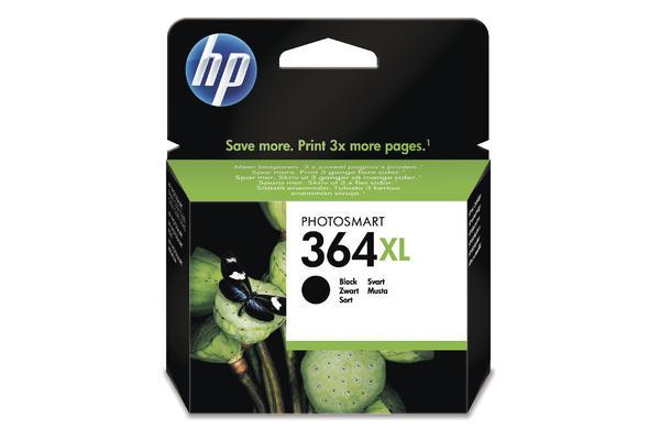 Original  Tintenpatrone schwarz High Capacity HP PhotoSmart Premium C 410 Series