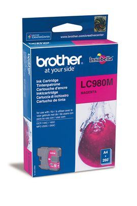 Original  Tintenpatrone magenta Brother DCP-163 C