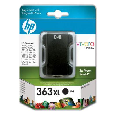 Original  Tintenpatrone schwarz, High Capacity HP PhotoSmart 8250