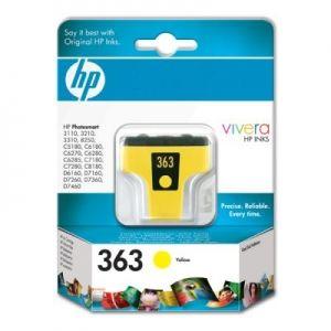 Original  Tintenpatrone gelb HP PhotoSmart 8250 0829160798400