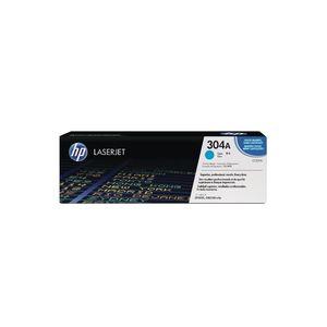 Original  Tonerpatrone cyan HP Color LaserJet CP 2025 N 0883585301508