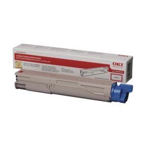 Original  Tonerpatrone magenta OKI C 3300 5031713040552