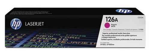 Original  Tonerpatrone magenta HP LaserJet CP 1025 Color