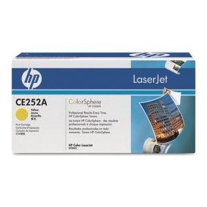 Original  Tonerpatrone gelb HP Color LaserJet CM 3530 FS MFP 0883585595716
