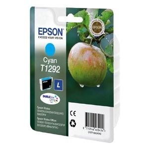 Original  Tintenpatrone cyan Epson WorkForce WF-3520 DWF 8715946624709