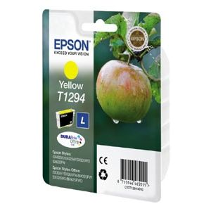 Original  Tintenpatrone gelb Epson WorkForce WF-3520 DWF 8715946465555