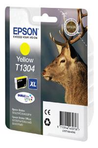 Original  Tintenpatrone gelb Epson Stylus SX 525 WD