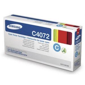 Original  Tonerpatrone cyan Samsung CLP-320 N 8808993650071