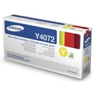 Original  Tonerpatrone gelb Samsung CLP-320 N 8808993650057
