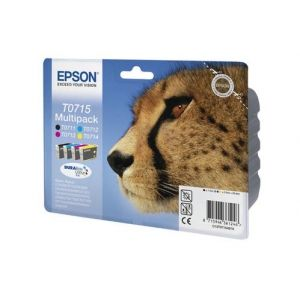 Original  Multipack Tinte schwarz, color, Epson Stylus Office BX 310 FN