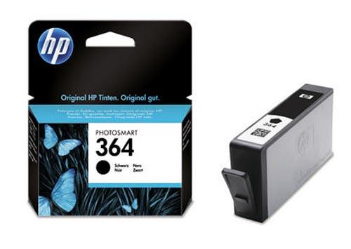 Original  Tintenpatrone schwarz, HP PhotoSmart Premium C 410 Series