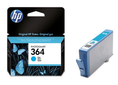 Original  Tintenpatrone cyan, HP PhotoSmart Premium C 410 Series