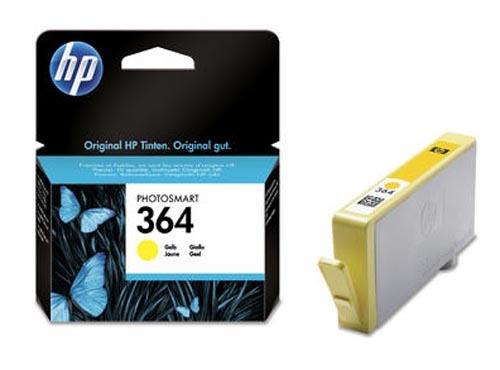 Original  Tintenpatrone gelb, HP PhotoSmart Premium C 410 Series